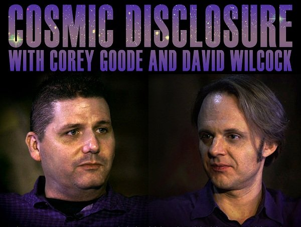 Corey Goode e David Wilcock